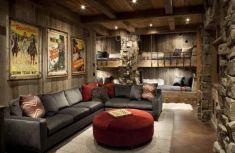 Contemporary italian rustic home décor ideas 44