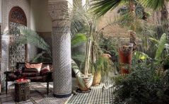 Cozy moroccan patio decor and design ideas (16)