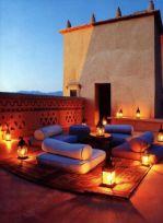 Cozy moroccan patio decor and design ideas (28)