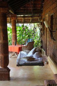 Cozy moroccan patio decor and design ideas (36)