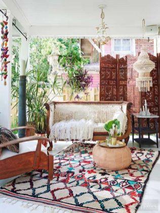 Cozy moroccan patio decor and design ideas (45)