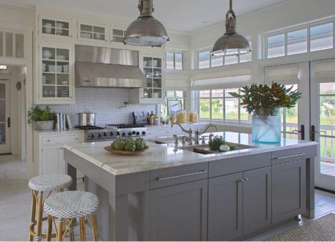 Creative kitchen islands stove top makeover ideas (42 ...