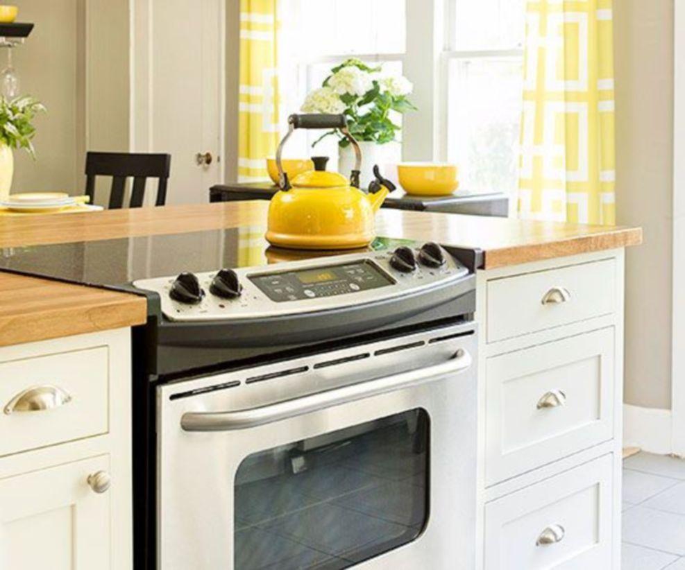 Creative kitchen islands stove top makeover ideas (47 ...