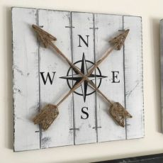 Easy diy rustic coastal decor that will beauty your home 15