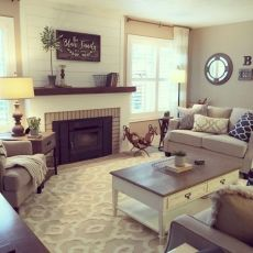 Easy diy rustic coastal decor that will beauty your home 17