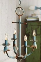 Easy diy rustic coastal decor that will beauty your home 26