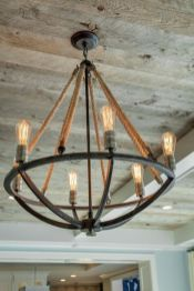 Easy diy rustic coastal decor that will beauty your home 27