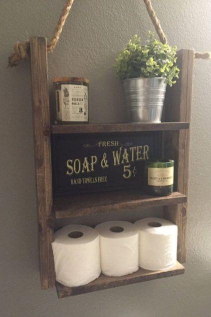 Elegant farmhouse decor ideas for your home (23)