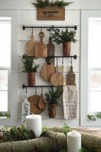 Elegant farmhouse decor ideas for your home (33)