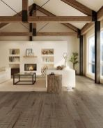 Elegant farmhouse living room design decor ideas (18)