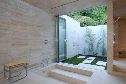 Excellent indoor spa decorating ideas 04