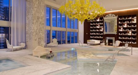 Excellent indoor spa decorating ideas 39