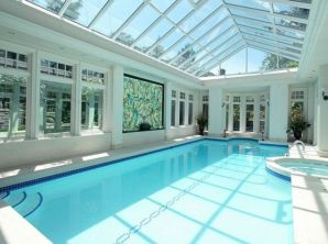 Excellent indoor spa decorating ideas 45
