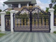 Exclusive and modern minimalist fence design ideas 02