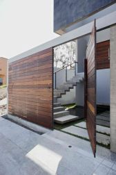 Exclusive and modern minimalist fence design ideas 20