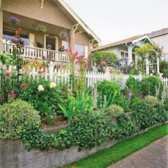 Exclusive and modern minimalist fence design ideas 35