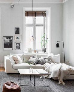 Fresh neutral color scheme for modern interior design ideas 10