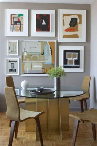 Fresh neutral color scheme for modern interior design ideas 29