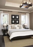 Fresh neutral color scheme for modern interior design ideas 36
