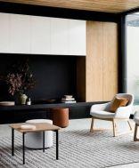 Fresh neutral color scheme for modern interior design ideas 37
