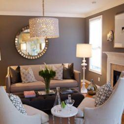 Fresh neutral color scheme for modern interior design ideas 46