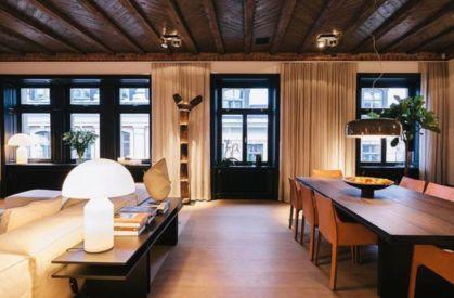 Luxury scandinavian taste dining room ideas (22)