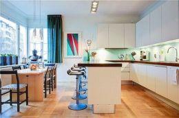 Luxury scandinavian taste dining room ideas (32)