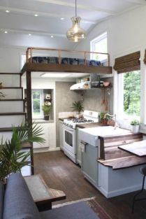 Perfect interior design ideas for tiny house 07