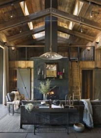 Perfect interior design ideas for tiny house 23