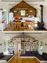 Perfect interior design ideas for tiny house 27