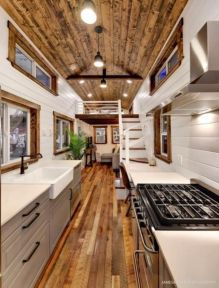 Perfect interior design ideas for tiny house 41