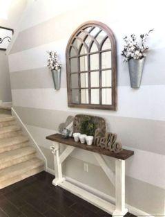 Simply and cozy farmhouse wall decor ideas (2)