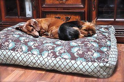 Admirable diy pet bed 07