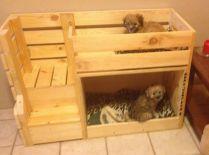 Admirable diy pet bed 12