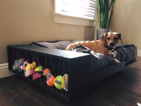 Admirable diy pet bed 14