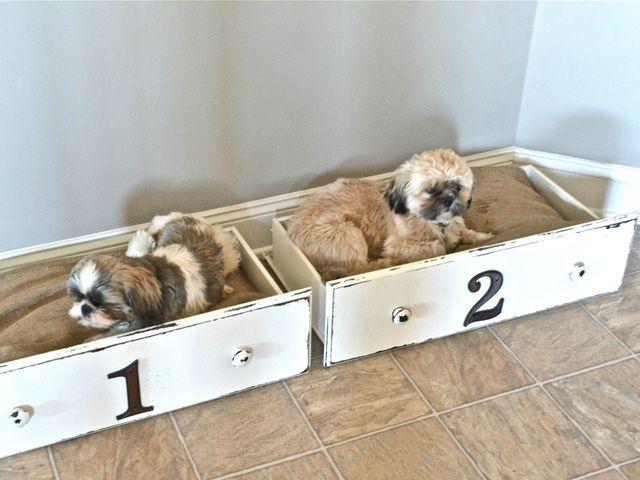 Admirable diy pet bed 25