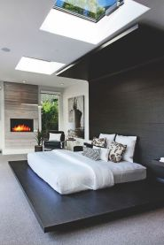 Astounding bedrooms with skylights that everyone will adore 18