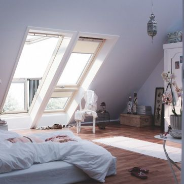 Astounding bedrooms with skylights that everyone will adore 45