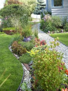 Awesome ways to creatively edge your garden 27
