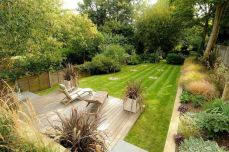Awesome ways to creatively edge your garden 30