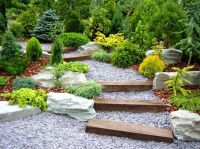 Awesome ways to creatively edge your garden 31