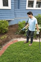 Awesome ways to creatively edge your garden 37