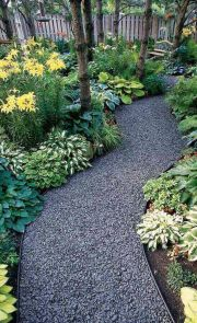 Awesome ways to creatively edge your garden 41