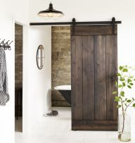 Best way using barn doors inside 11