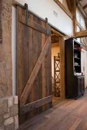 Best way using barn doors inside 22