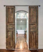 Best way using barn doors inside 25
