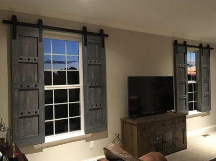 Best way using barn doors inside 29