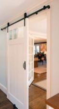 Best way using barn doors inside 31