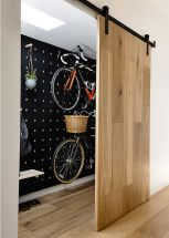 Best way using barn doors inside 40
