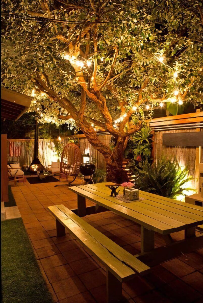 Catcht outdoor lighting ideas light garden style 02